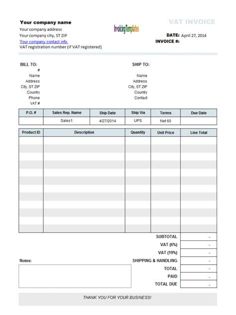 open office invoice templates spreadsheet templates