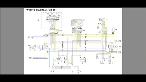 Wiring Diagram by Step By Step Guide Understanding Motorcycle Wiring
