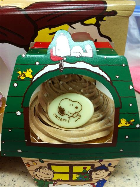 mister donut snoopys mont blanc house