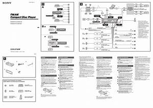 Sony Stereo Wiring Diagram - Database