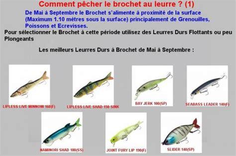 comment cuisiner le brochet comment pêcher le brochet au leurre 1