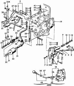 Ford 2000 Tractor Parts Diagram  U2013 Restoration Supply