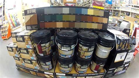 deck resurfacer home depot restore liquid armor deck resurfacer at home depot