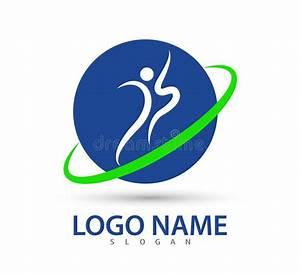 Life Community Symbol Stock Vector  Illustration Of Design
