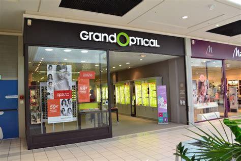 siege grand optical grand optical centre commercial rive droite