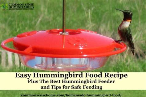 hummingbird feeder recipe homemade hummingbird food recipe and the best hummingbird feeder