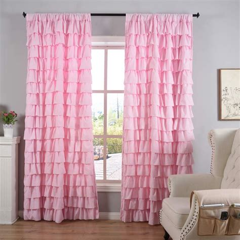 best artistic living room curtains