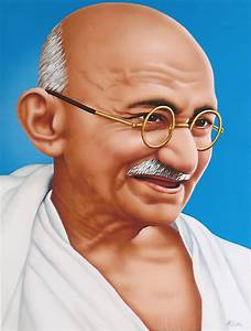 Mahatma Gandhi Biography - The Soul Grand - Test Copy Theme