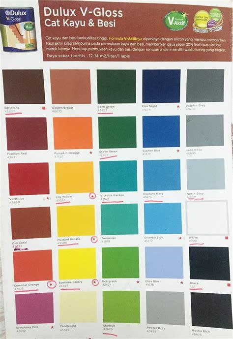 warna cat interior rumah dulux expo desain rumah