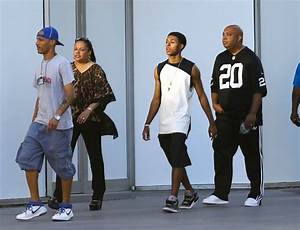 Joseph Simmons and His Family Out in Miami - Zimbio