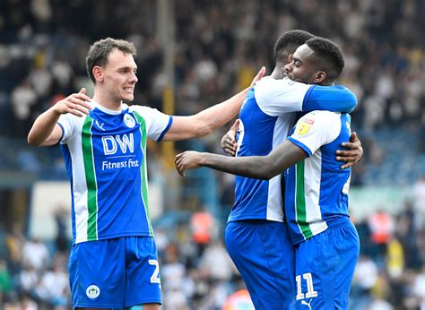 Gavin Massey looks set to stay at Wigan Athletic amid ...