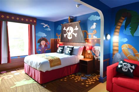 alton towers cbeebies land hotel review