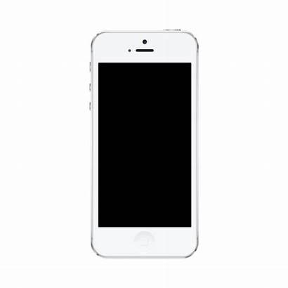 Iphone Mockup Clipart Transparent 5s Clip Phone