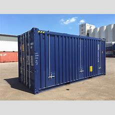 New Shipping Containers For Sale  Container Traders