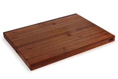 jones sapele edge grain cutting board xx