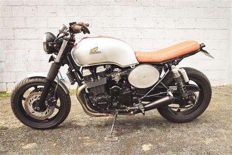 honda cb 750 seven fifty bratstyle 171 moto concept motos