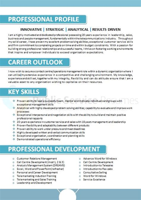 modern corporate resume design 187 service resumes