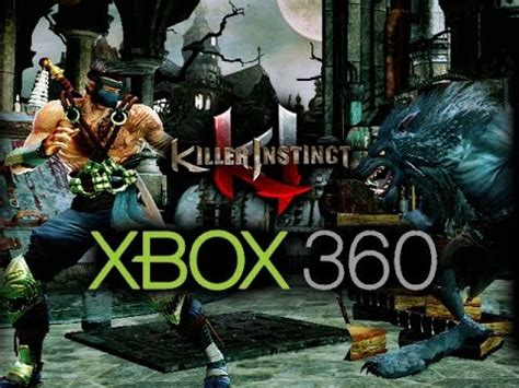 Xbox 360 Resume Cancelled by Killer Instinct For Xbox 360 Cancelled Prototype Details More