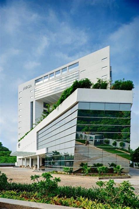 hotel avasa nandu associates green roof roof garden