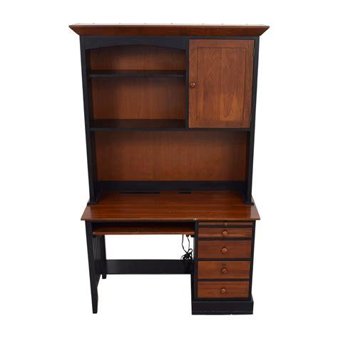 ethan allen desk with hutch shop ethan allen quality second hand furniture