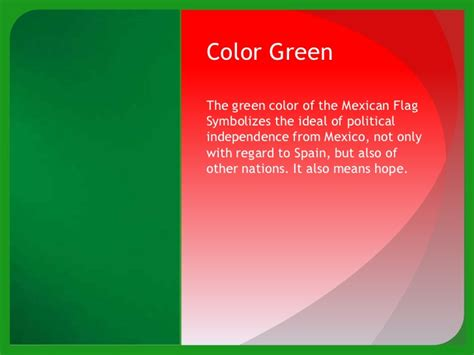 what color is the mexican flag mexican flag colors meaning 25 best ideas about mexican