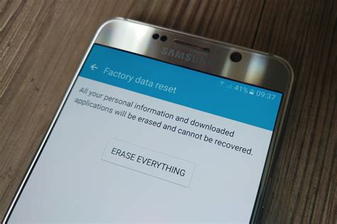 wipe android phone how to fully erase everything on an android phone or