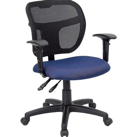 navy blue desk chair mid back mesh task office chair in navy blue wl a7671syg