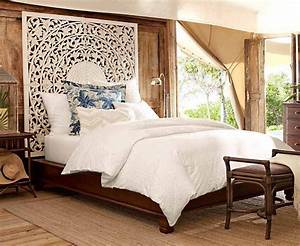 the 25 best bali bedroom ideas on pinterest tropical With balinese headboard