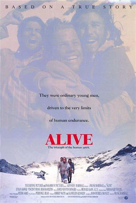 alive  poster imp awards