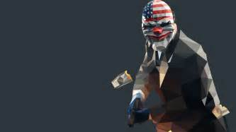 wolf mask payday 2 hd wallpaper picture image