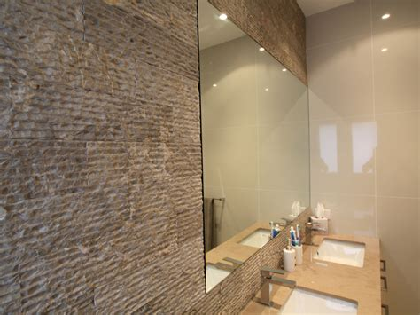 feature wall bathroom ideas 1000 images about bathroom feature wall on pinterest bathrooms decor walk in shower designs