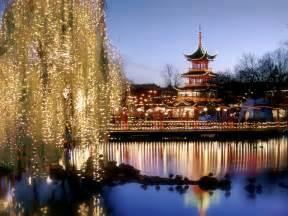 Tivoli Gardens Copenhagen Christmas