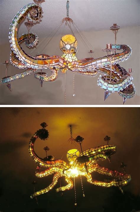 10 Most Awesome Lamps And Chandeliers Designs - iCreatived