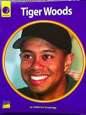 Guided Reading TIGER WOODS 6 bks 1st 2nd BIOGRAPHY ...