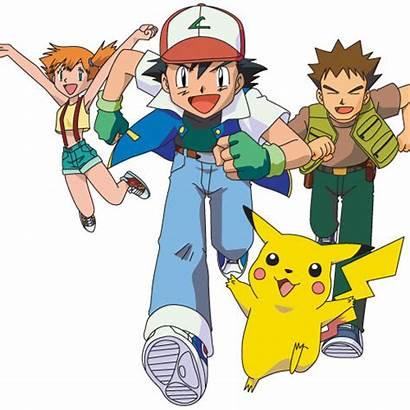 Pokemon Clipart Clip Cliparts Ash Vector Cards