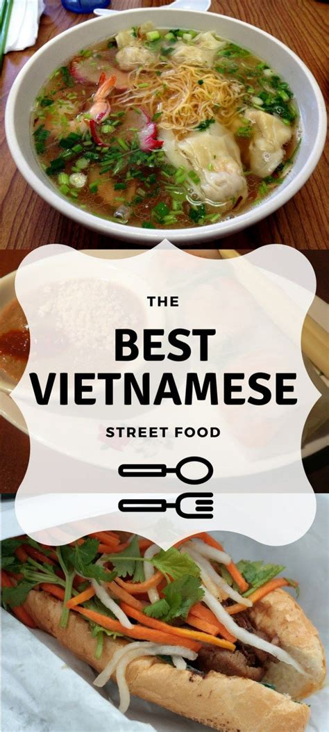 Best 10+ Vietnamese Street Food Ideas On Pinterest