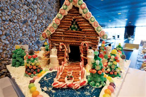 gingerbread house competition entries due burlington