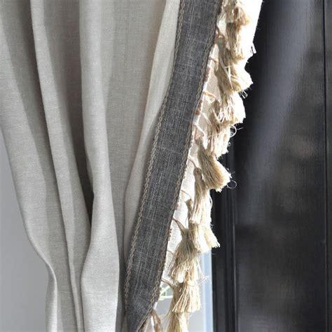 ikea lenda curtains grey best 25 curtain trim ideas on pom pom