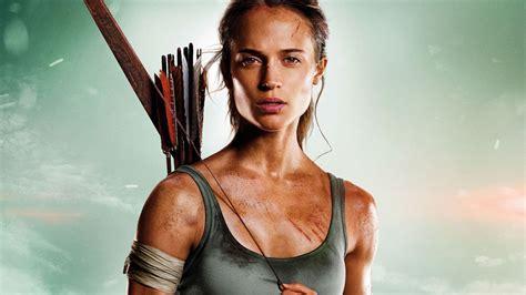 Tomb Raider Film 2018 HD Wallpaper | HD Wallpapers