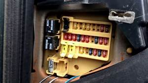 2001 Dodge Durango Fuse Box Location