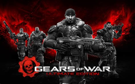 gears  war ultimate edition wallpapers wallpapers hd