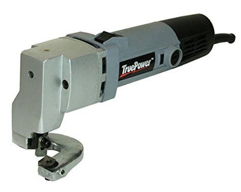 truepower 01 0101 heavy duty electric sheet metal shear tin snips ebay