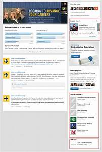 How to request your LinkedIn University Page #highered # ...
