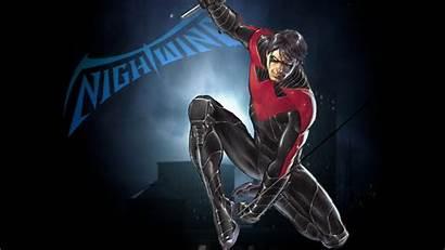 Nightwing Wallpapers Desktop Dc Comics Batman Resolution