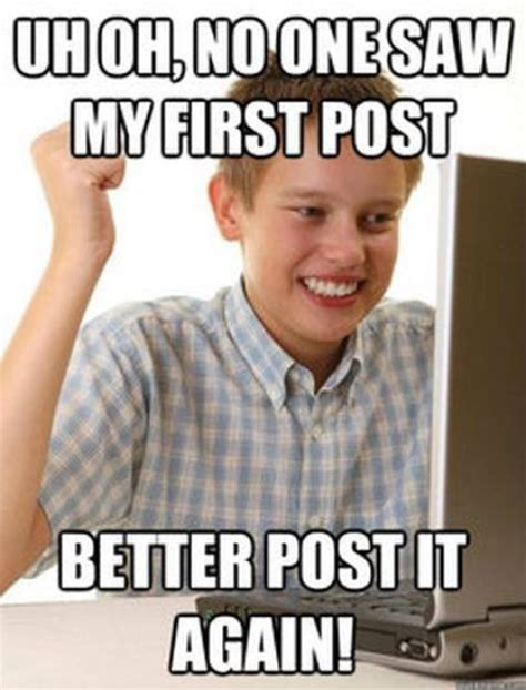 What Was The First Internet Meme - first internet meme memes