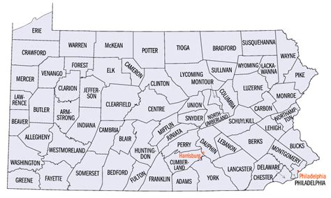 Haunted Attractions In Nj And Pa by File Pennsylvania Counties Map Gif Wikimedia Commons