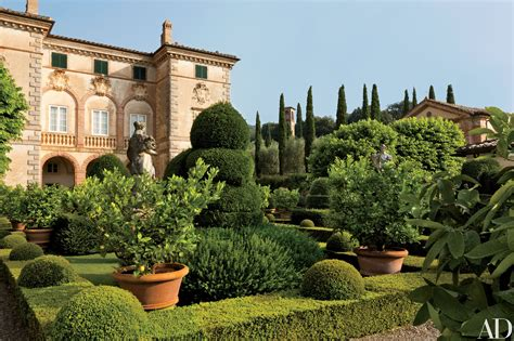 Musician Ned Lambtons Restored 17th Century Tuscan Villa
