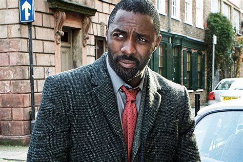 Idris Elba Says He Hasn't Been in Talks to Play James Bond