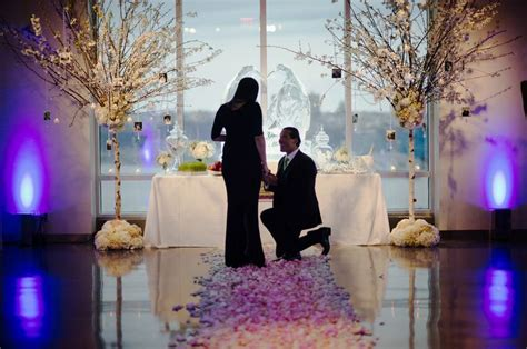 epic marriage proposal  nyc images  pinterest
