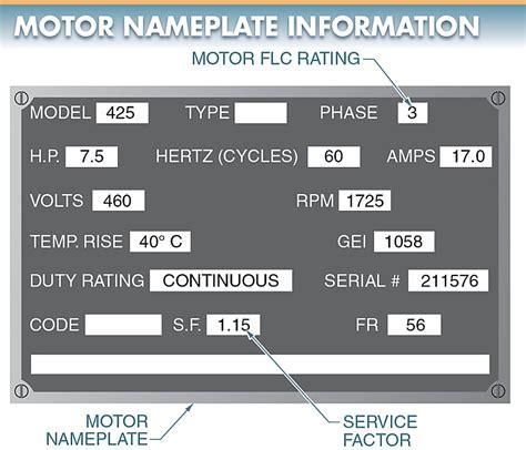 Electric Motor Information by Electric Motor Maintenance Checklist Impremedia Net